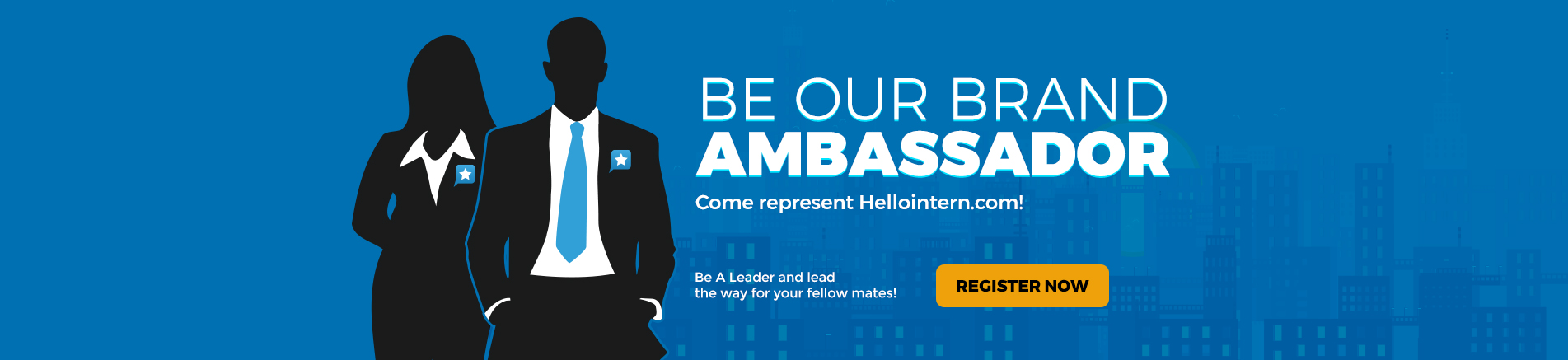 Be Our Brand Ambassador | Hellointern