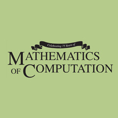 Mathematics of Computation